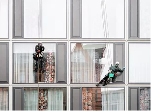 ROPE ACCESS TECHNICIAN (HIGH RISE WINDOW CLEANER)